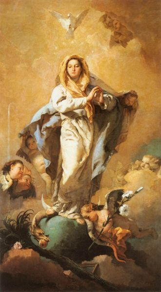 August 15th Feast of the Assumption of the Blessed Virgin Mary