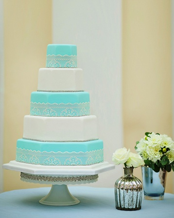Wedding cakes with a difference, featured on hitched.co.uk in January 2013