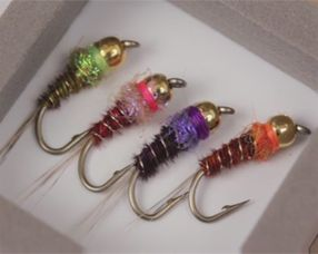 How to Tie the Frenchie Nymph. For more fly fishing info follow and subscribe www.theflyreelguide.com. Also check out the original pinners site and support