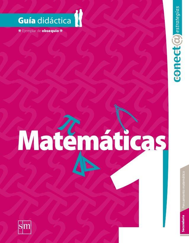 Matematicas 1 secundaria guia pdf