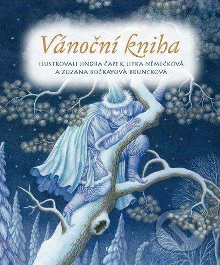 """Rozsáhlý ilustrovaný """"špalíčk"""" nejkrásnějších próz s tematikou Vánoc a zimního času od slavných světových autorů jako jsou bratři Grimmové, H. Ch. Andersen, A. S. Puškin, L. N. Tolstoj, M. A. Bulgakov, O. Henry , J. London, A. Daudet, K. Čapek aj... (Kniha dostupná na Martinus.cz se slevou, běžná cena 360,00 Kč)"""