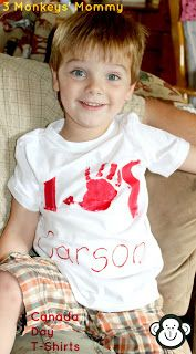 Canada Day T Shirts