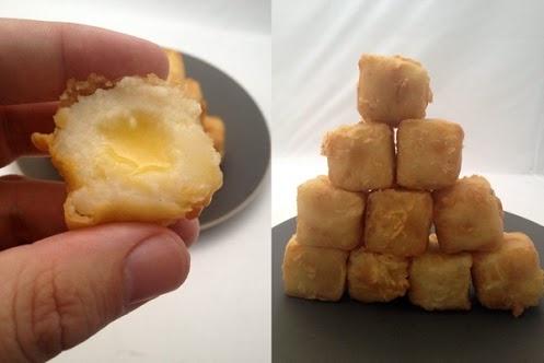 Deep Fried Mashed Potatos