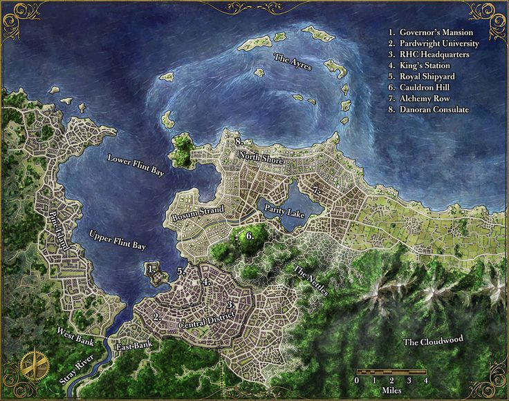 Best Gaming Maps Cities And Towns Images On Pinterest - The great cauldron us map