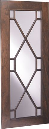 Chippendale Mullion A | Wood-Mode | Fine Custom Cabinetry