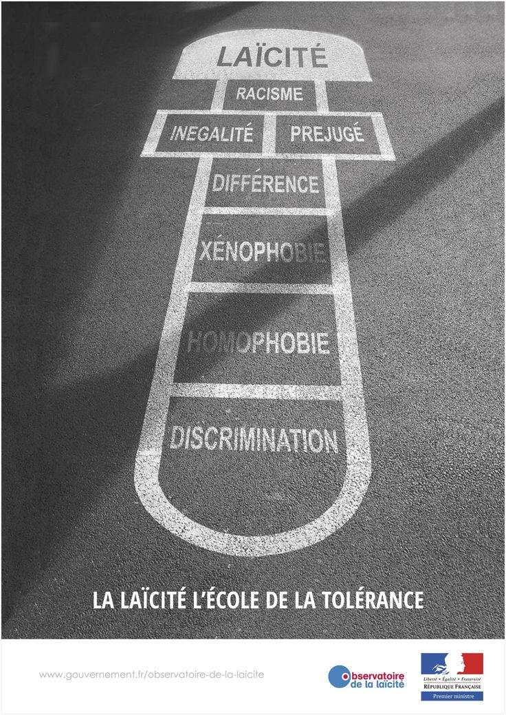 Prix de la Laïcité de la République remis mercredi 9 décembre 2015 par Najat Vallaud-Belkacem, Ministre de l'Éducation Nationale @ 3e année 2015
