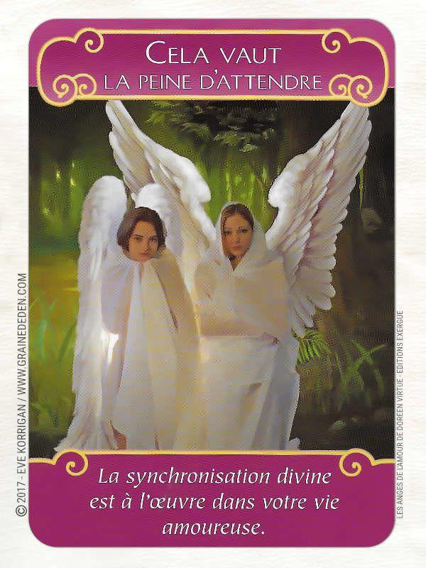 Les Anges de l Amour Cartes Oracle de Doreen Virtue   Tarot Oracle - Anges  Archanges   Pinterest 6bd5d50bb8c5