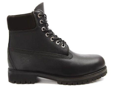 Boots Menlook, achat Boots 6 Inch Premium Noir TIMBERLAND homme prix promo Menlook 195.00 € TTC