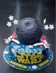 Výsledek obrázku pro dort hvězdné války