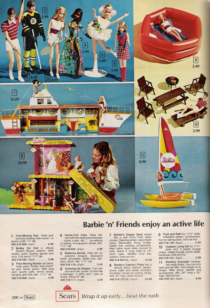 562 Best Images About Barbie In Catalogues On Pinterest