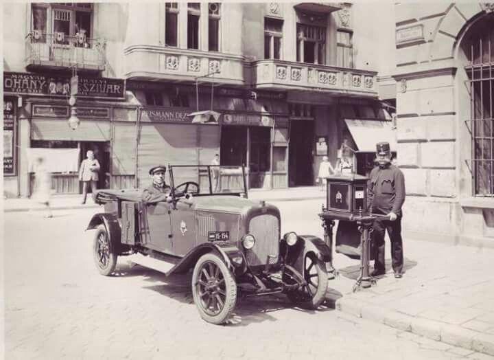 1926. Bakáts tér