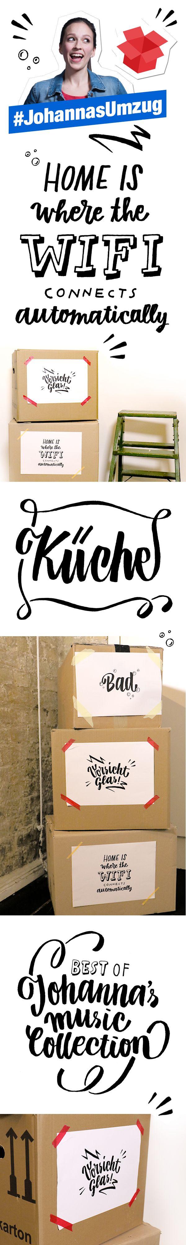 11 best Umzug-Lettering mit eBay Kleinanzeigen images on Pinterest ...