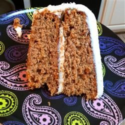 Moist, Tender Spice Cake - the best spice cake, perfect for fall and the holidays!