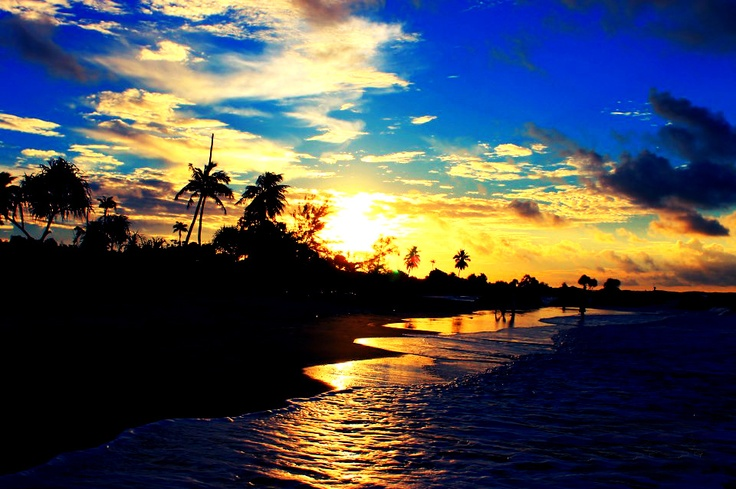Rambak Beach, Bangka Island