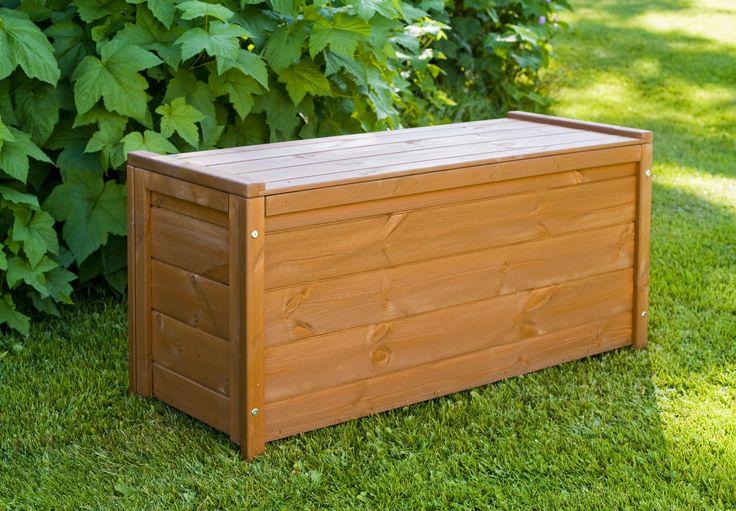 Varax Säilytyslaatikko ruskea / Varax Förvaringsbänk Brun / Varax Storage Bench
