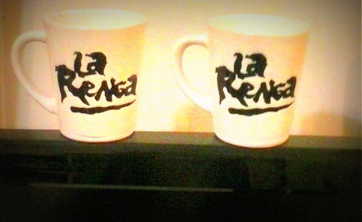 Tazas ROCKERAS www.facebook/JO Diseños