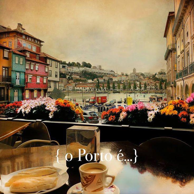 o Porto é... namorar as ribeiras