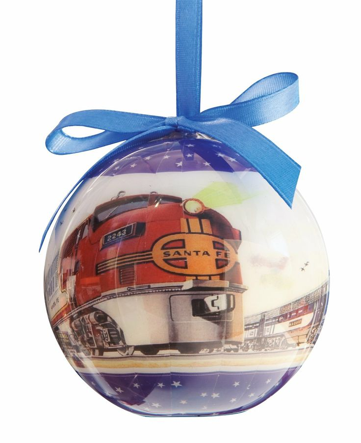 Lionel Trains Classic Ornament Gift Box | Price:	$26.39