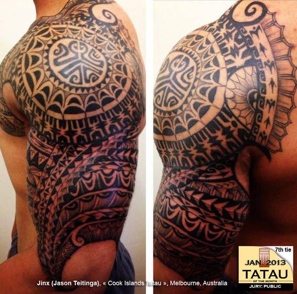 Tribal Tattoo Gallery - Jinx, Australia