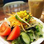 サンドイッチファクトリー・オー・シー・エム - 料理写真:グリーンサラダ
