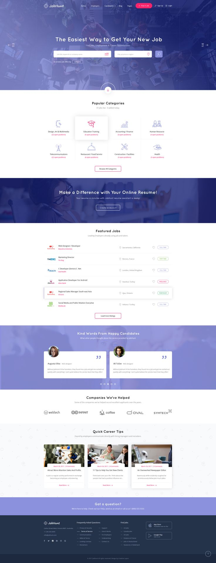 best 25 job portal ideas on pinterest job portal sites portal website and grid app. Black Bedroom Furniture Sets. Home Design Ideas