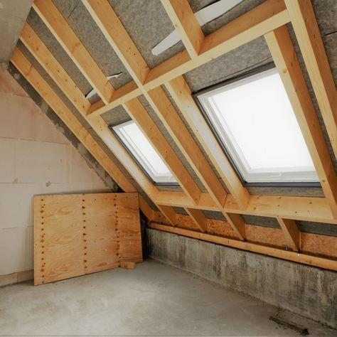 die besten 25 dachboden ausbauen ideen auf pinterest dachzimmer dachzimmer gestalten ideen. Black Bedroom Furniture Sets. Home Design Ideas