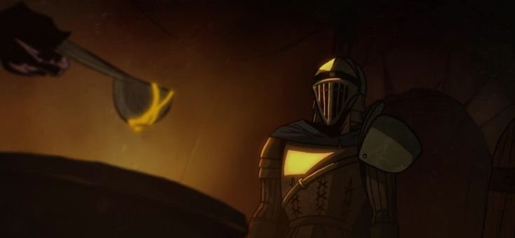 Eli Roth directed a twisted Dark Souls animated short