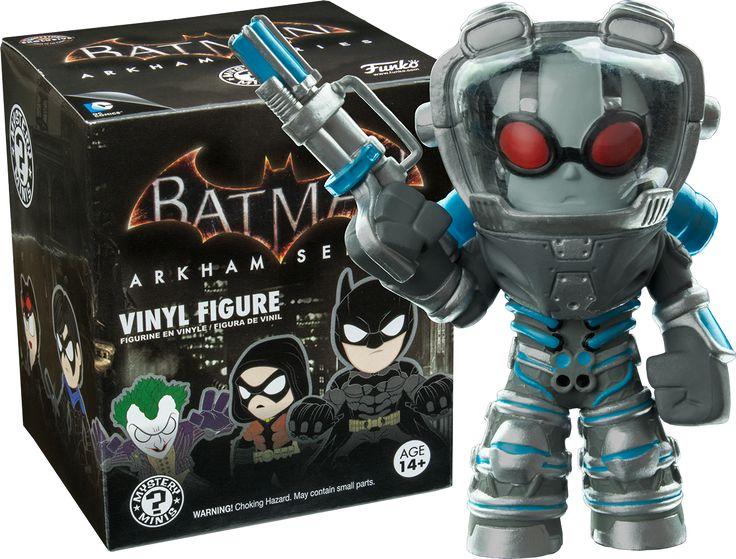 "Mystery Minis 2.5"" GS Exclusive Blind Box (Single Unit) | Batman: Arkham Series | Funko | Popcultcha"