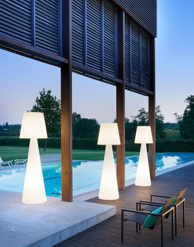 Pivot Xl Out Slide Lampa Stojaca Zewnetrzna Lp Pvx201 Abanet Backyard Lighting Landscape Lighting Outdoor Lighting