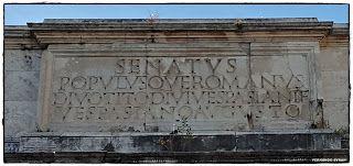 VINO, GASTRONOMIA Y VIAJES (Entre Fogones y Gin Tonics): Roma, esa capital de más de 2.000 años, tantos com...