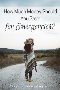 How do you know if you're saving too little for emergencies? Here's one story that answers that question in a powerful way.