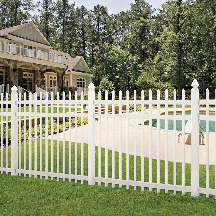 17 Best Ideas About Vinyl Fence Panels On Pinterest