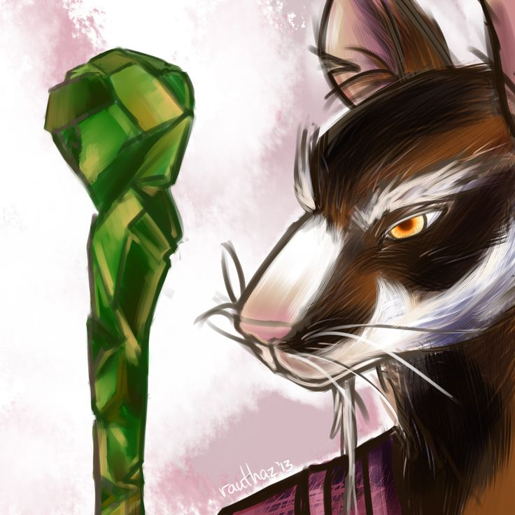 Splinter by ~rauthaz on deviantART