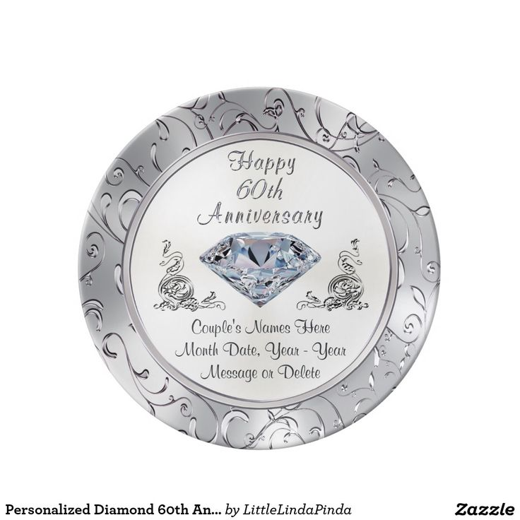 Diamond Wedding Anniversary Gifts For Grandparents: 17 Best Images About 60th Anniversary Gifts PERSONALIZED