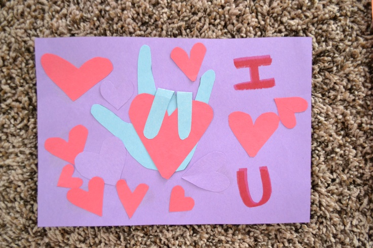 Valentines Crafts Pinterest
