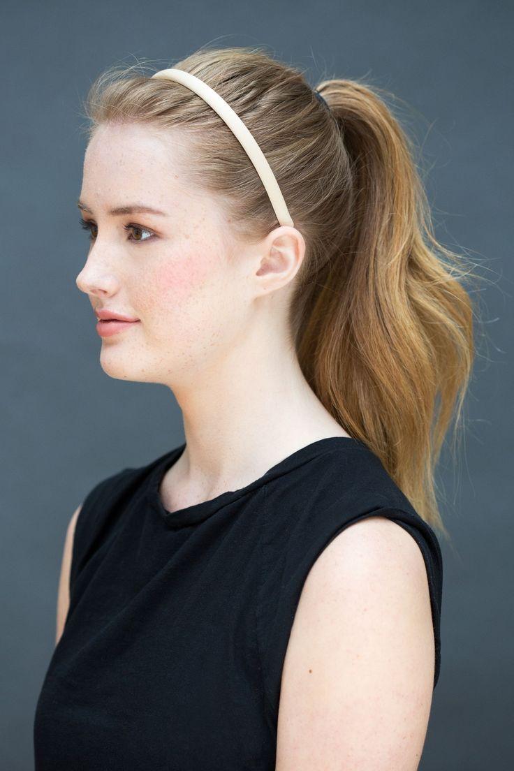 Schöne Frisuren Um Fettige Haare Zu Verstecken Top Frisur Ideen