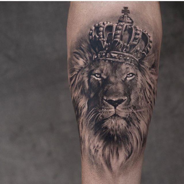 So good Niki Norberg #art #inkedmag #tattooed #tattooartist #king