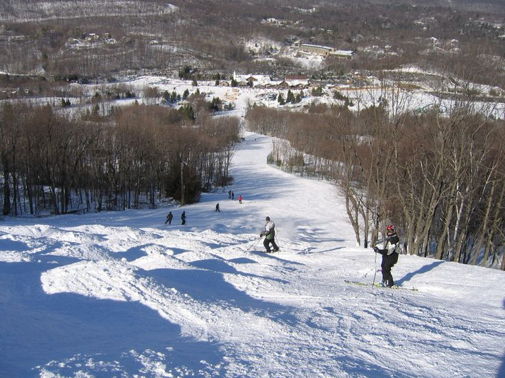 Camelback Mountain Resort is a ski and snowboard resort located in the Pocono Mountains region in Pocono Township and Jackson Township, Monroe County, Pennsylvania, adjacent to, and partially within Big Pocono State Park. In the s when developers were working to expand the original solitary ski run, they negotiated with the then PA DER for Location: Pocono Township / Jackson Township, Monroe County, near Tannersville, Pennsylvania, USA.