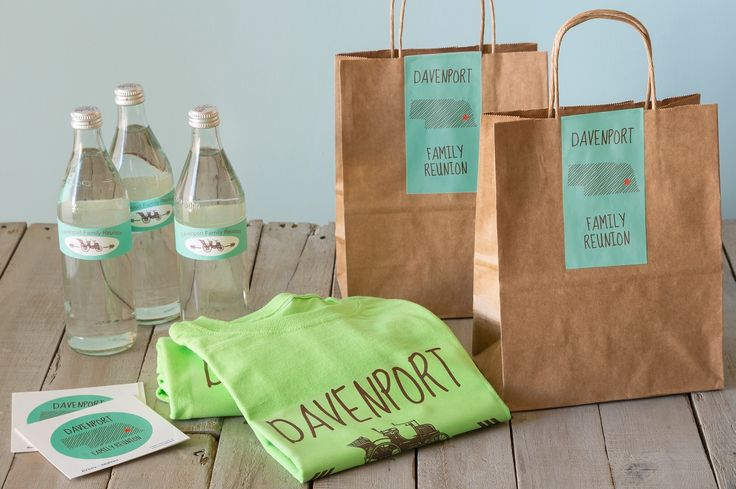 469 Best Reunion Goodie Bags Images On Pinterest