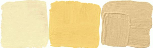 Yellow paint colors paint for kitchen and paint colors on for Golden yellow paint colors