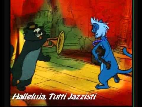 Gli Aristogatti - Halleluja, Tutti Jazzisti - YouTube