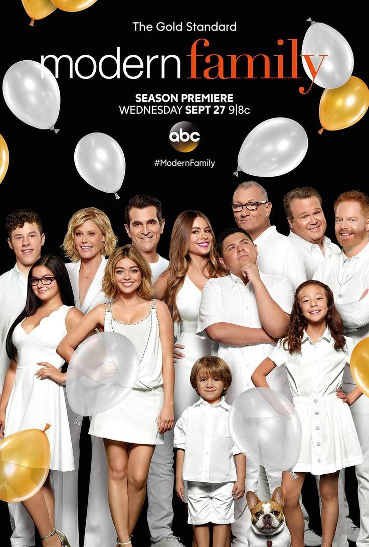 Modern Family (Temporada 9) - Empezada el 14/10/2017