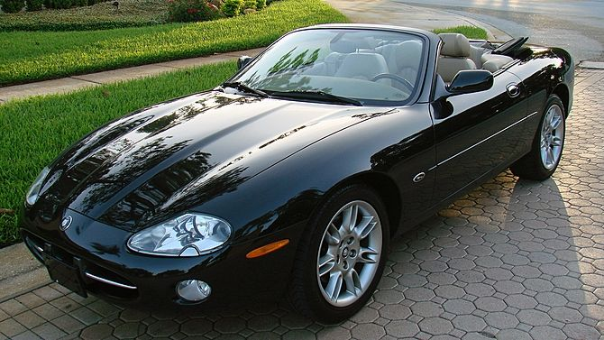 2002 Jaguar XK8 Convertible 4.0L, Automatic | Mecum Auctions