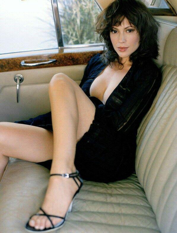 Can I hitch a ride?! | Alyssa Milano...OH MY! | Alyssa ...