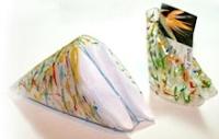 Porta guardanapos PET - Arte Reciclada