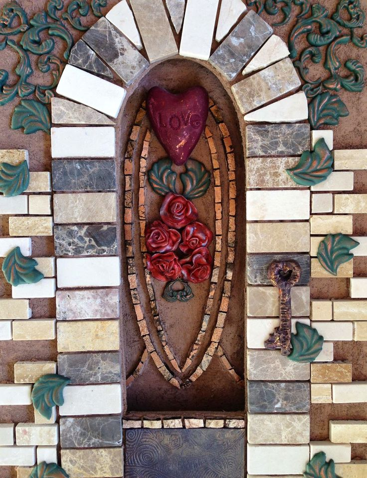 Pam Finlay at Crystal Clear Creations: THE KEY TO THE SECRET GARDEN OF MY HEART