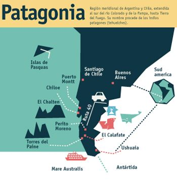 Viajes Patagonia - Viajes a Argentina y Chile | Patagonline