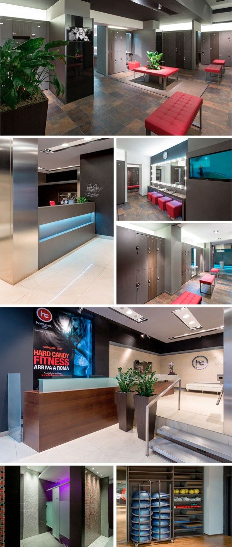 Hard Candy, Roma, Italy #madeinitaly #lockers #gyms #health #changingrooms #fitness #spa #fitinteriors #armadietti #spogliatoi #palestre #spa #healthclubs #furniture #spogliatoipalestre