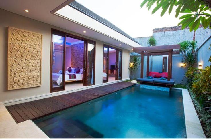 Plawa Villa Legian 2 bedroom unique design