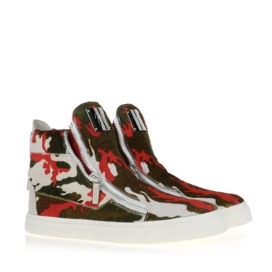 Sneakers - Sneakers Giuseppe Zanotti Design Men on Giuseppe Zanotti Design Online Store @@Melissa Nation@@ - Spring-Summer collection for men and women. Worldwide delivery.| RDM419 005